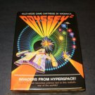 Invaders from Hyperspace - Magnavox Odyssey 2 - Complete