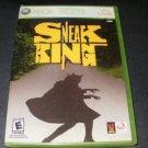 Sneak King - Xbox 360 - Brand New
