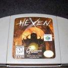 Hexen - N64 Nintendo