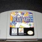 Deadly Arts - N64 Nintendo
