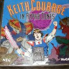Keith Courage in Alpha Zones - Turbo Grafx 16 - Complete CIB