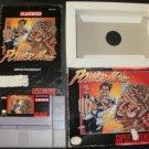 Power Moves - SNES Super Nintendo - Complete CIB