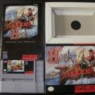 Hook - SNES Super Nintendo -  Complete CIB