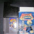 Muppet Adventure - Nintendo NES - With Box, Styrofoam Insert And Sleeve