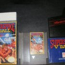 Super Spike VBall - Nintendo NES - Complete