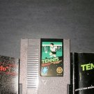 Tennis - Nintendo NES - With Manual and Protective Sleeve