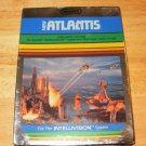 Atlantis - Mattel Intellivision - New Factory Sealed