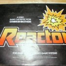 Reactor - Atari 2600 - Manual Only