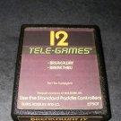 Breakaway IV - Tele-Games Version - Atari 2600