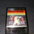 Riddle of the Sphinx - Atari 2600