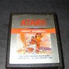 RealSports Baseball - Atari 2600
