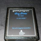 Sky Diver - Atari 2600 - Blue Text Label Version