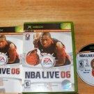 NBA Live 06 - Microsoft Xbox - Complete CIB
