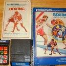Boxing - Mattel Intellivision - Complete CIB