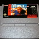 John Madden Football - SNES Super Nintendo