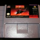 Turn and Burn No-Fly Zone - SNES Super Nintendo