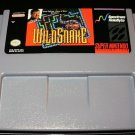 Wild Snake - SNES Super Nintendo
