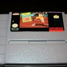 David Crane's Amazing Tennis - SNES Super Nintendo