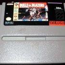 Bulls vs. Blazers - SNES Super Nintendo