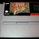 Sim City - SNES Super Nintendo
