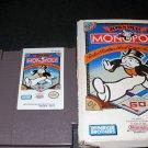 Monopoly - Nintendo NES - With Box