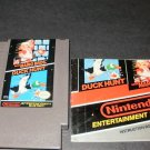 Super Mario Bros & Duck Hunt - Nintendo NES - With Manual