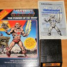 Masters of the Universe - Intellivision - With Box & Manual