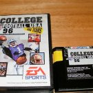 College Football USA 96 - Sega Genesis - With Box