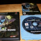 Eternal Ring - Sony Playstation 2 - Complete CIB