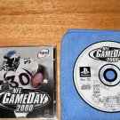 NFL Gameday 2000 - PlayStation PS1 -  Complete CIB