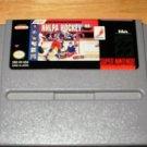 NHLPA Hockey - SNES Super Nintendo