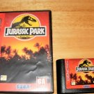 Jurassic Park - Sega Genesis - With Box