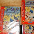 Ren & Stimpy - Sega Genesis - Complete CIB
