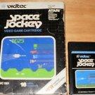 Space Jockey - Atari 2600 - With Original Box