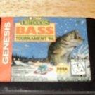Bass Tournament 96 - Sega Genesis