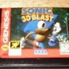 Sonic 3D Blast - Sega Genesis