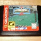 College Football's National Championship II - Sega Genesis
