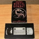 Mortal Kombat - VHS Movie