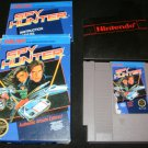 Spy Hunter - Nintendo NES - Complete CIB - 3 Screw Round Seal 1987 Version