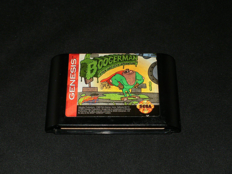 Boogerman - Sega Genesis