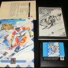 Winter Challenge - Sega Genesis - Complete CIB