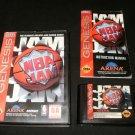 NBA Jam - Sega Genesis - Complete CIB