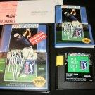 PGA Tour Golf II - Sega Genesis - Complete CIB