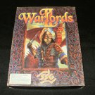 Warlords II - 1993 Strategic Studies Group - IBM PC - Complete CIB