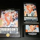 David Robinson's Supreme Court - Sega Genesis - Complete CIB