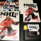 NHL '97 - Sega Genesis - Complete CIB