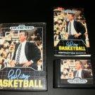 Pat Riley Basketball - Sega Genesis - Complete CIB