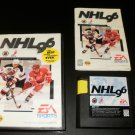 NHL 96 - Sega Genesis - Complete CIB