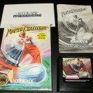 Jack Nicklaus Power Challenge Golf - Sega Genesis - Complete CIB
