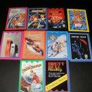 Sega Genesis Game Trading Cards - 1993 Accolade